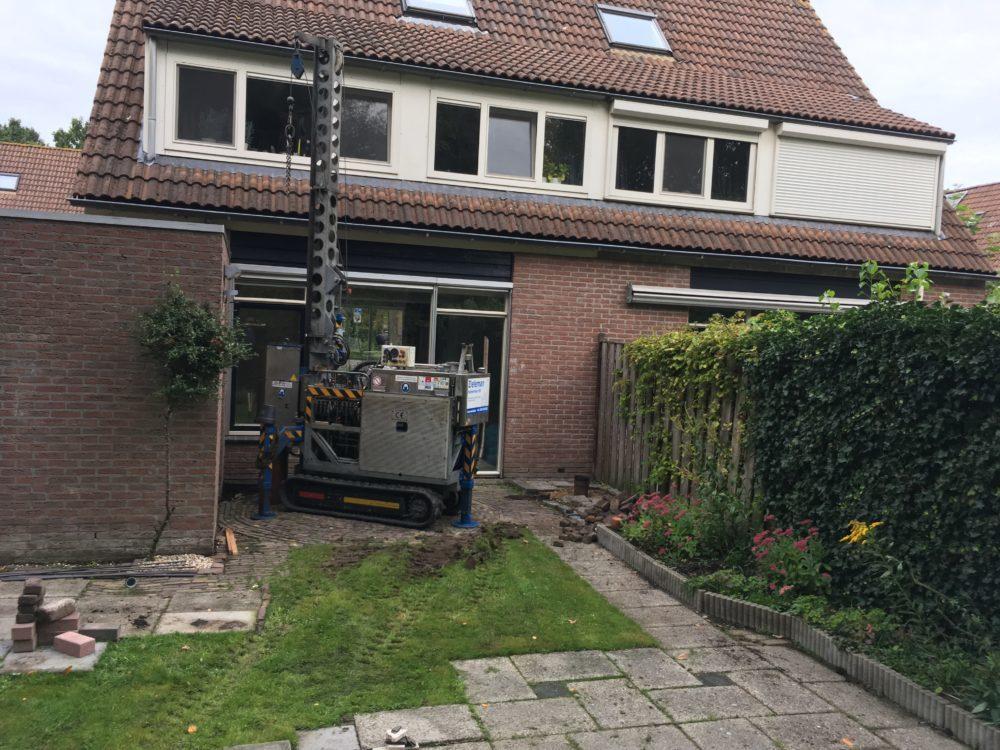 Werk Zwolle Uitbouw woning